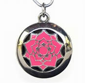 Aroma Jewelry Crown Chakra Pendant