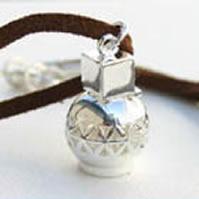 Aroma Jewelry Silver Pendant